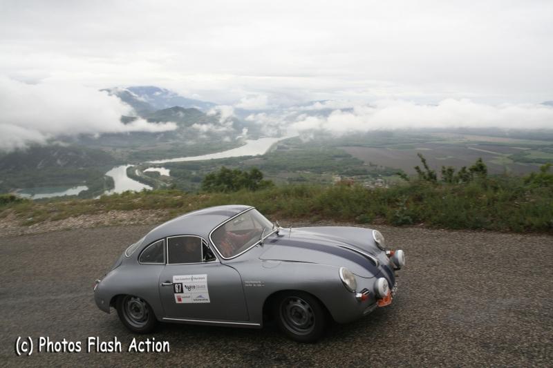 Porsche in Tulp